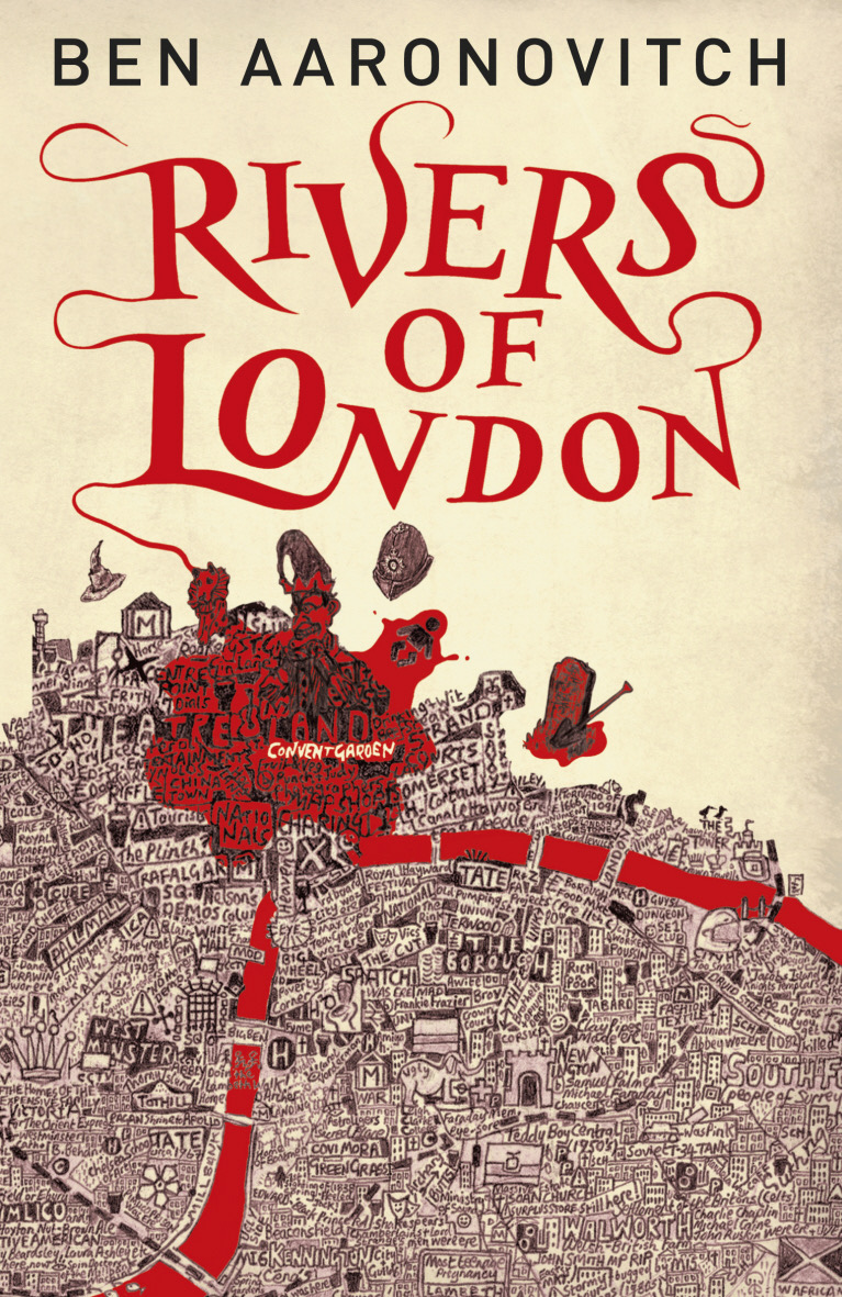 Ben Aaronovitch Rivers of London